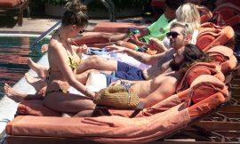 Heidi Klum Nipple Slip Photos