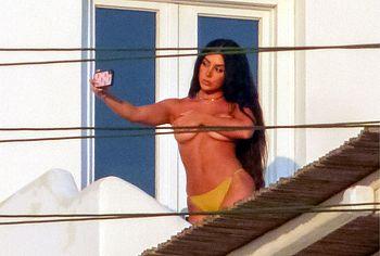 Martha Kalifatidis nude