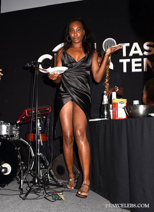 Venus Williams Oops Upskirt Moment