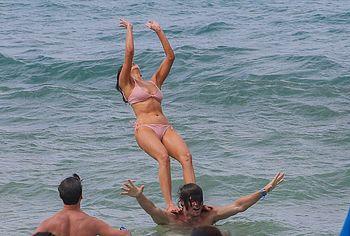 Nina Dobrev nude
