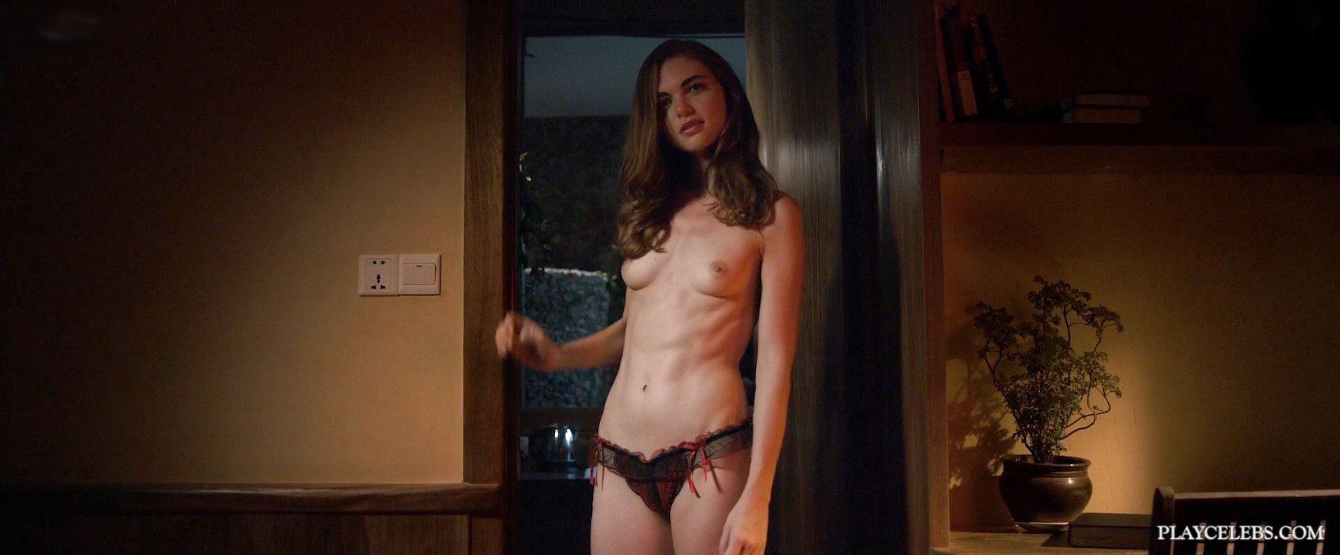 Jenna Upton  nackt