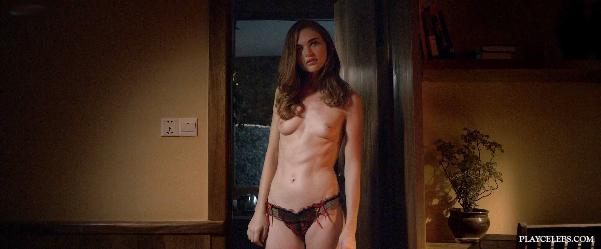 Jenny Boyd Naked Topless & Blowjob In From Hex (2018)