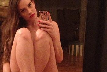 Christa B. Allen nude