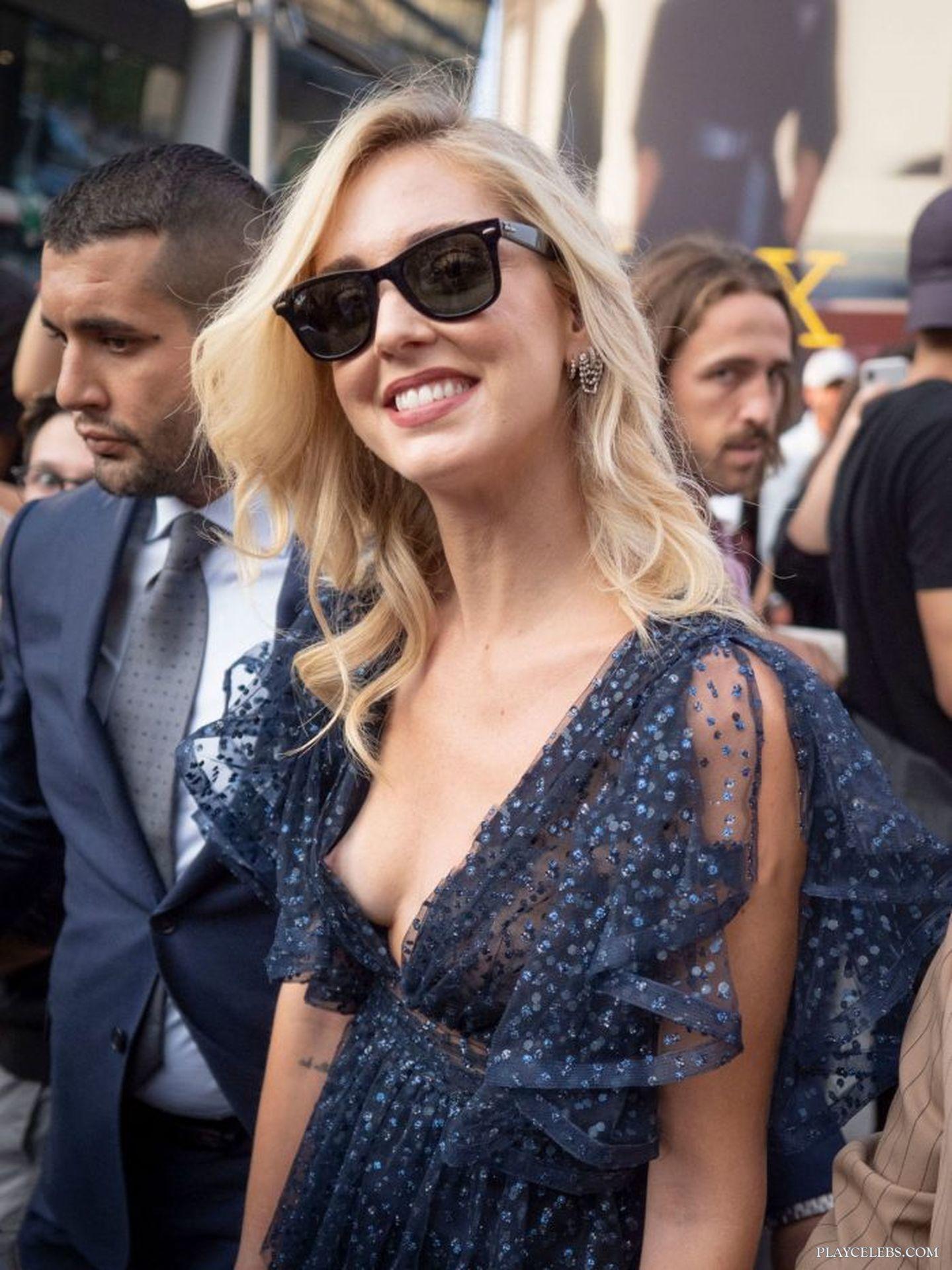 Chiara Ferragni Paparazzi Oops Photos