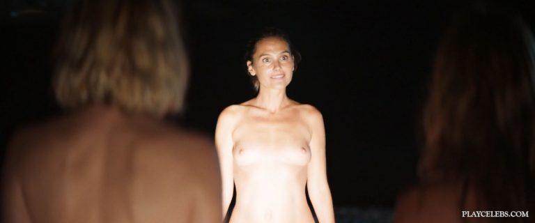 Virginie Ledoyen All Nude Photos And Erotic Movie Scenes