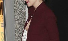 Kristen Stewart Oops Photos