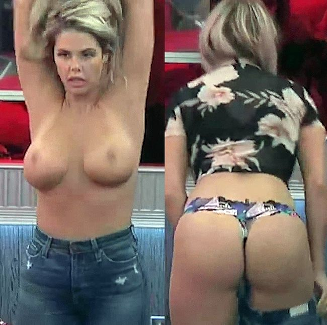Elena Davies nude
