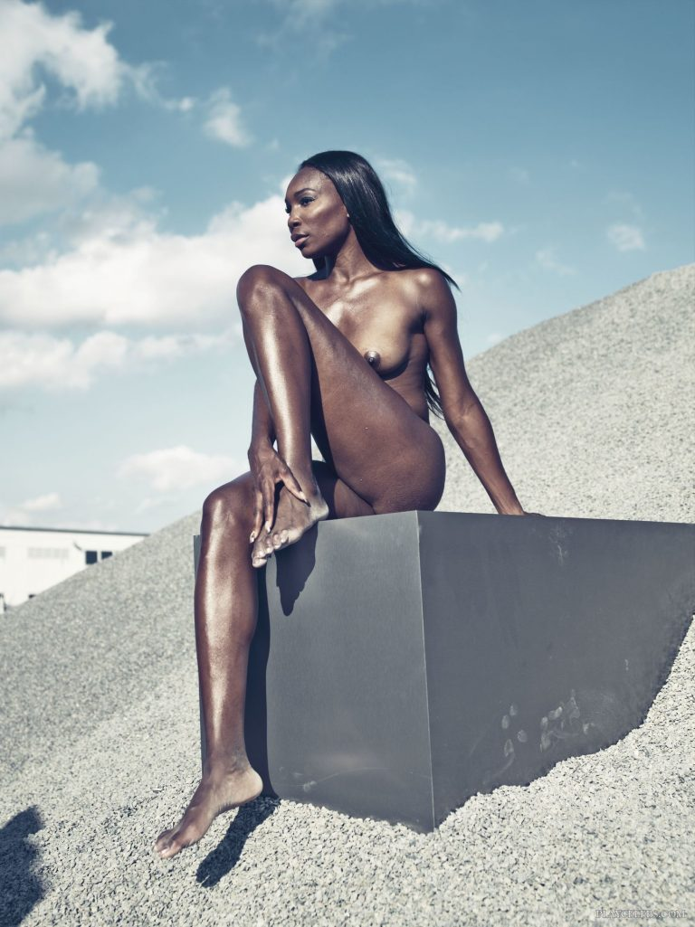 Venus Williams Completely Nude Photo