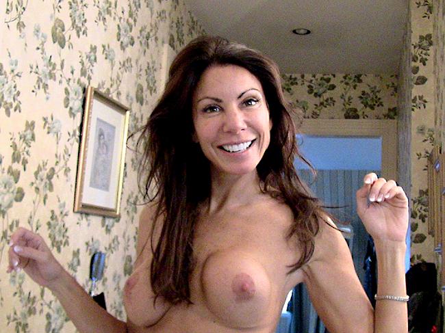 Danielle Staub nude sex tape
