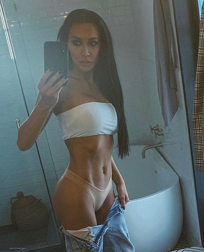 Naya Rivera Naked