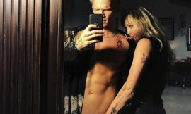 Miley Cyrus & Cody Simpson Sexy And Naughty Selfie Photos