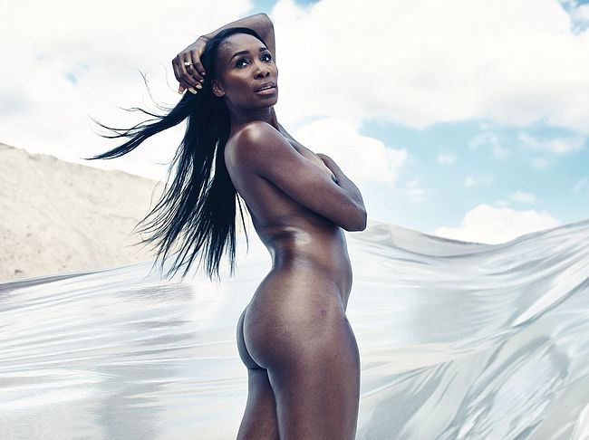 Venus Williams nude