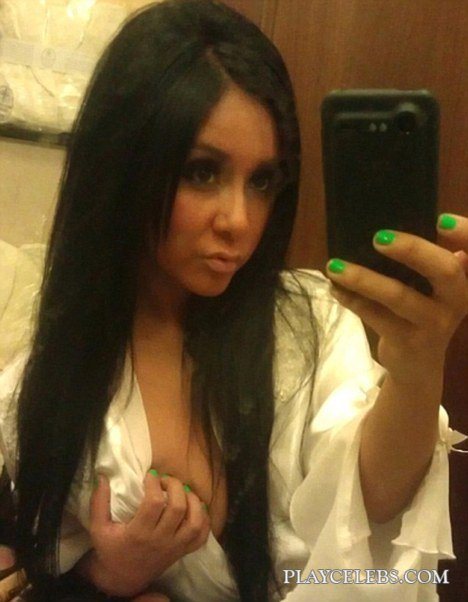Read more about the article Nicole Polizzi aka Snookie Leaked Nude Thefappening Photos