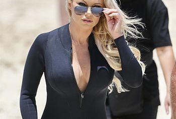 Pamela Anderson sex