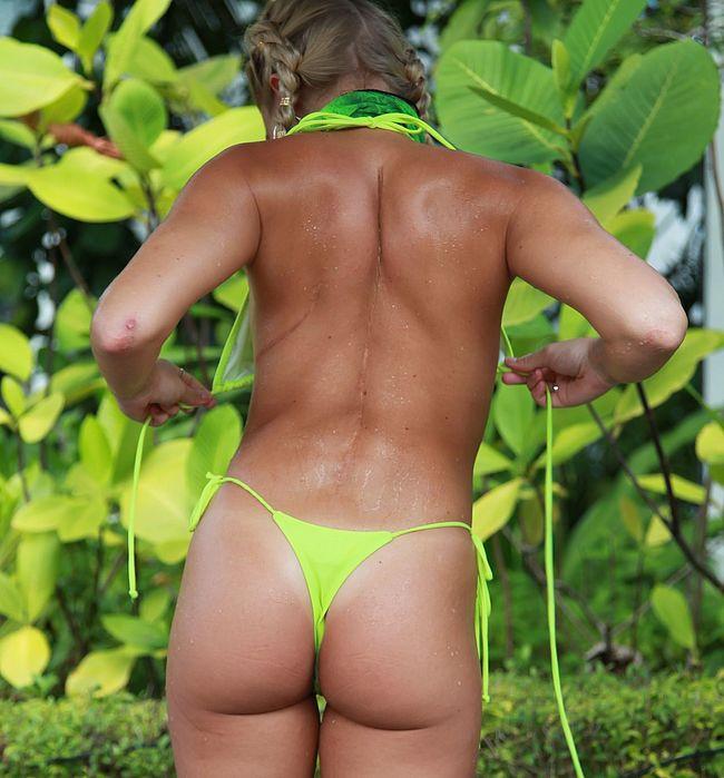 Gabby Allen nude