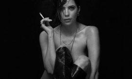 Ashley Benson New Nude Black & White Photoshoot