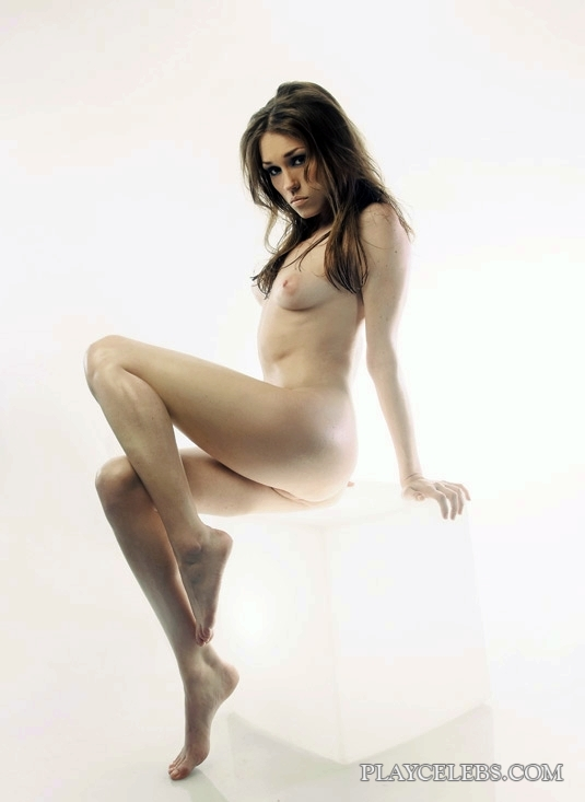 Clare Grant Nude Photoshoot And Exposed In Movie