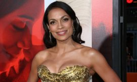 Rosario Dawson Leaked Nude And Sexy Selfie Video
