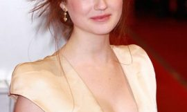 Bonnie Wright New Leaked Nude And Sexy Thefappening Scandal 2019