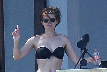 kate mara swimsuit