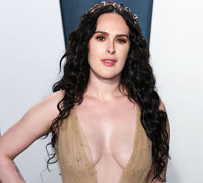 rumer willis nudity