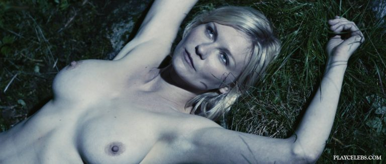 Kirsten Dunst Nude And Sexy Scenes From Melancholia