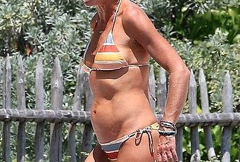 rebecca gayheart topless
