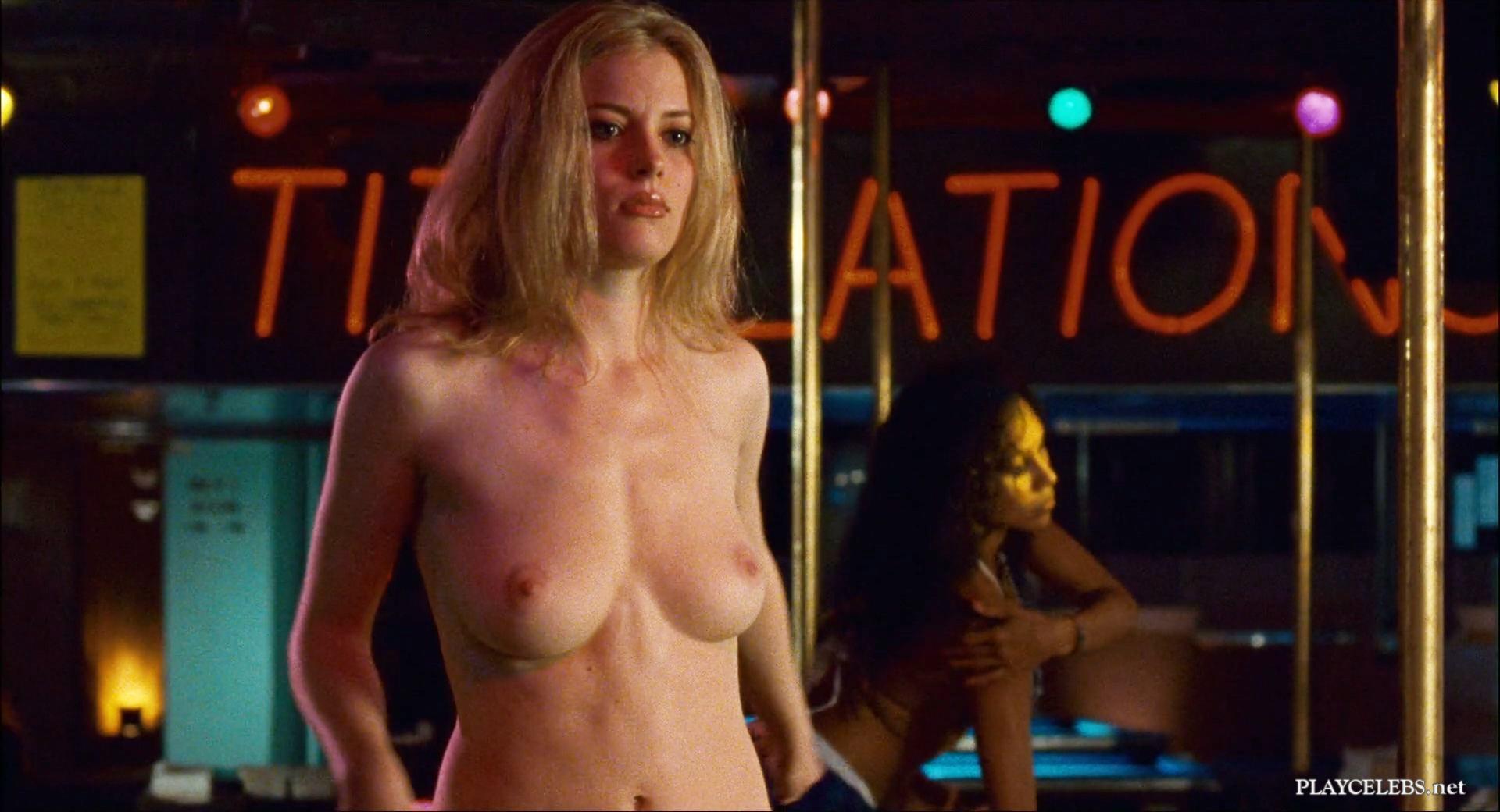 Gillian Jacobs Nude Striptease Scene From Choke (2008)