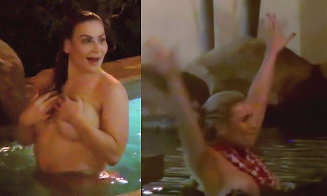 Natalya Neidhart nude