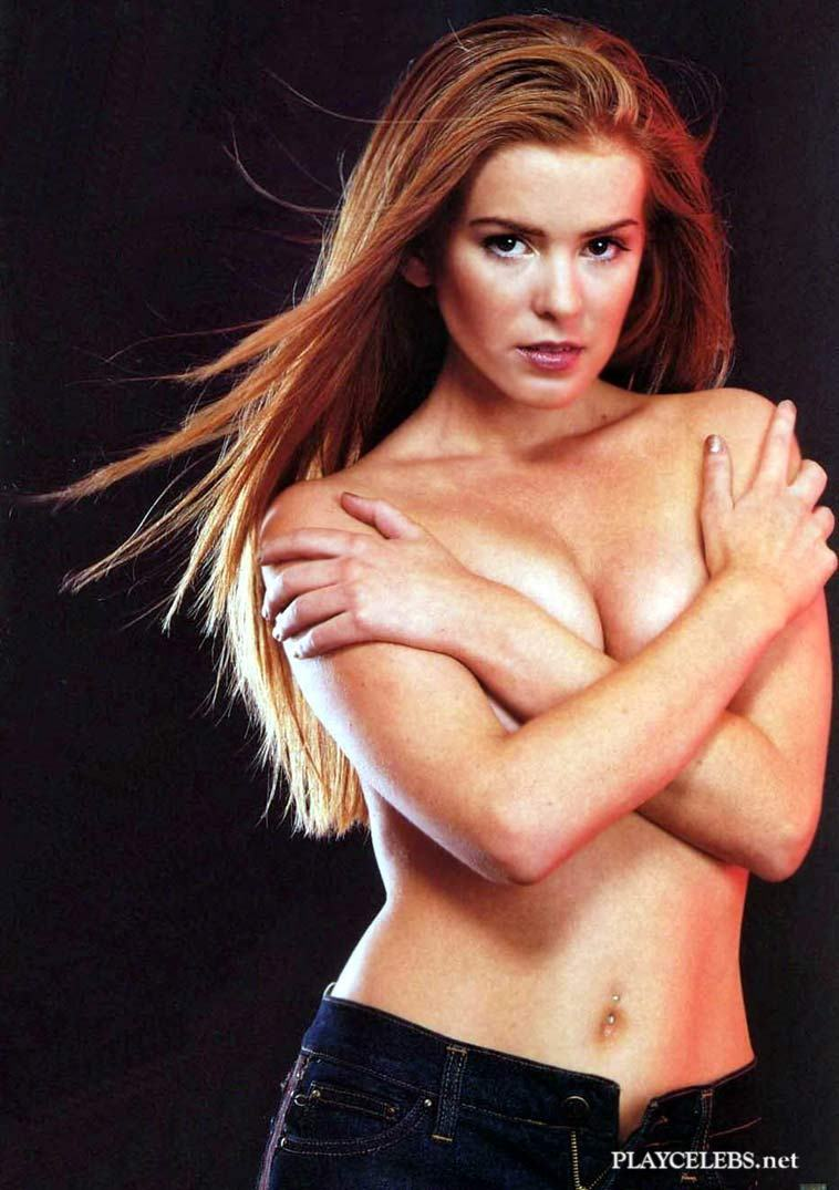 Isla Fisher Nude Topless And Lingerie Photos