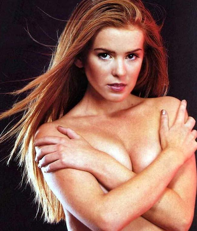 isla fisher naked
