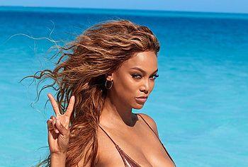 Tyra Banks leaked nude