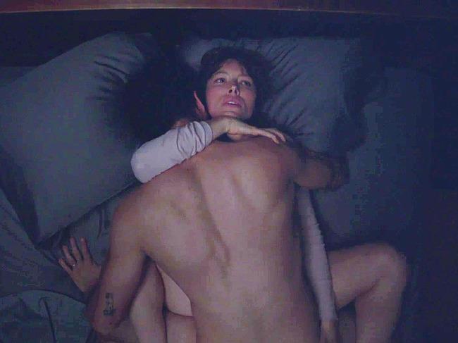 Jessica Biel sex tape