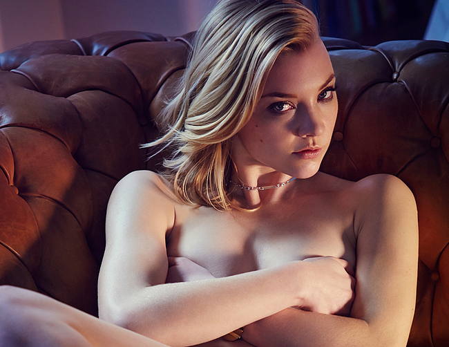 Natalie Dormer naked tits photos