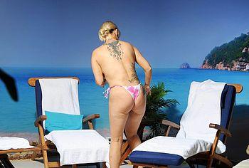 Kerry Katona ass