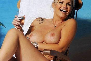 Kerry Katona nudes
