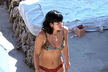 Lily Allen nude