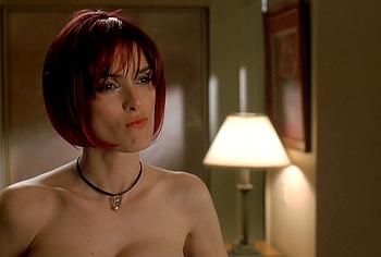 Winona Ryder pussy sex