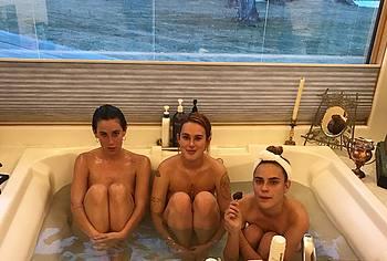 Tallulah Willis leaked nude photos