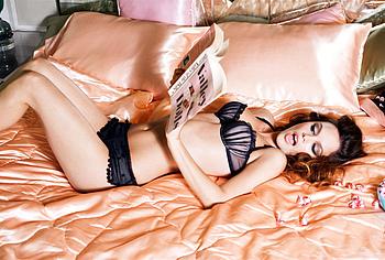 Rachel Bilson lingerie
