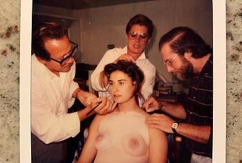Demi Moore nude hacked pics