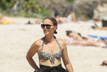 Natalie Portman paparazzi