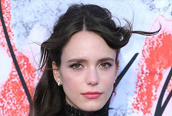 Stacy Martin oops