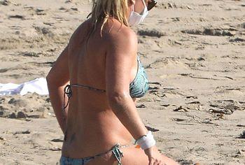 Britney Spears leaked nude