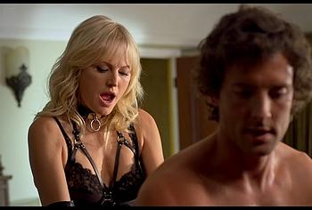 Malin Akerman leaked sex tape