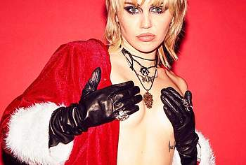 Miley Cyrus anal sex