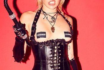 Miley Cyrus pussy sex