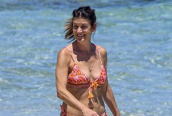 Kate Walsh bikini