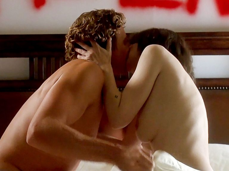 Winona Ryder Nude Sex In Sex and Death 101