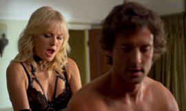Malin Akerman Lingerie And Thong Swimsuit Pics